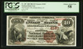 Independence, IA - $10 1882 Brown Back Fr. 487 The Peoples NB Ch. # (M)2187