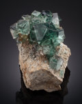 Minerals:Cabinet Specimens, FLUORITE. Middlehope Shield Mine, Westgate, Weardale, NorthPennines, County Durham, England, UK. ...