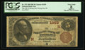 Rising Sun, IN - $5 1882 Brown Back Fr. 472 The NB of Rising Sun Ch. # (M)1959