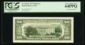 Error Notes:Third Printing on Reverse, Fr. 2072-E $20 1977 Federal Reserve Note. PCGS Very Choice New 64PPQ.. ...