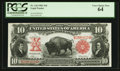 Large Size:Legal Tender Notes, Fr. 116 $10 1901 Legal Tender PCGS Very Choice New 64.. ...