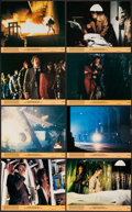 """Movie Posters:Science Fiction, Invasion of the Body Snatchers (United Artists, 1978). Mini Lobby Card Set of 8 (8"""" X 10""""). Science Fiction.. ... (Total: 8 Items)"""