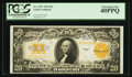 Fr. 1187 $20 1922 Gold Certificate PCGS Extremely Fine 40PPQ