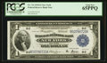 Fr. 712 $1 1918 Federal Reserve Bank Note PCGS Gem New 65PPQ
