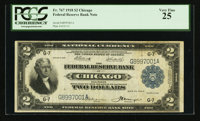 Fr. 767 $2 1918 Federal Reserve Bank Note PCGS Very Fine 25