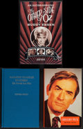 """Movie Posters:Miscellaneous, The Other Side of Oz by Buddy Ebsen & Others Lot (Donovan Publishing, 1993). Autographed Hard Cover Book (288 Pages, 6.5"""" X ... (Total: 3 Items)"""