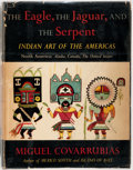 Books:Art & Architecture, Miguel Covarrubias. The Eagle, the Jaguar, and the Serpent. Indian Art of the Americas. Alfred A. Knopf, 1954. F...