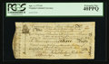 Colonial Notes:Virginia, Virginia April 1, 1773 £3 PCGS Extremely Fine 40PPQ.. ...