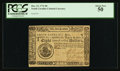 Colonial Notes:South Carolina, South Carolina December 23, 1776 $8 PCGS About New 50.. ...
