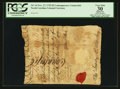 Colonial Notes:North Carolina, North Carolina November 27, 1729 Counterfeit £5 PCGS Apparent VeryFine 30.. ...