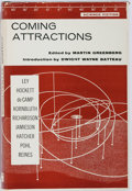 Books:Science Fiction & Fantasy, Martin Greenburg, editor. Coming Attractions. Gnome Press, 1957. First edition. Includes contributions by Freder...