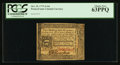 Colonial Notes:Pennsylvania, Pennsylvania October 25, 1775 2s6d PCGS Choice New 63PPQ.. ...