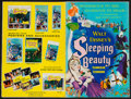 "Movie Posters:Animation, Sleeping Beauty (Buena Vista, 1959). Uncut Pressbook (Multiple Pages, 12"" X 18""). Animation.. ..."