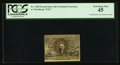 Fractional Currency:Second Issue, Fr. 1248 10¢ Second Issue With Contemporary Inscription PCGS Extremely Fine 45.. ...