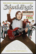 """Movie Posters:Comedy, School of Rock & Other Lot (Paramount, 2003). One Sheets (3) (27"""" X 40"""") DS Regular & Advance. Comedy.. ... (Total: 3 Items)"""
