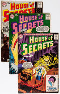 Silver Age (1956-1969):Horror, House of Secrets Group (DC, 1959-64) Condition: Average VG/FN....(Total: 25 Comic Books)