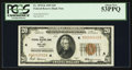 Small Size:Federal Reserve Bank Notes, Fr. 1870-K $20 1929 Federal Reserve Bank Note. PCGS About New 53PPQ.. ...