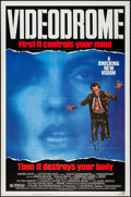 """Movie Posters:Fantasy, Videodrome & Other Lot (Universal, 1983). One Sheets (2) (27"""" X 41""""). Fantasy.. ... (Total: 2 Items)"""