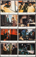 "Movie Posters:Blaxploitation, Shaft & Other Lot (MGM, 1971). Lobby Card Sets of 8 (2) (11"" X14""). Blaxploitation.. ... (Total: 16 Items)"