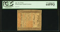 Colonial Notes:Pennsylvania, Pennsylvania April 10, 1775 £5 PCGS Very Choice New 64PPQ.. ...