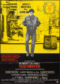 "Movie Posters:Crime, Taxi Driver (Columbia, 1976). German A1 (23.5"" X 33""). Crime.. ..."