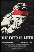 "Movie Posters:Drama, The Deer Hunter (EMI, 1978). Trimmed British Double Crown (19.25"" X 29.75""). Drama.. ..."