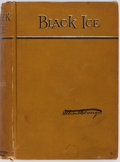 Books:Literature Pre-1900, Albion Winegar Tourgee. Black Ice. New York: Fords, Howard,and Hubert, 1888. Later edition. Small octavo. Publisher...
