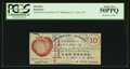 Obsoletes By State:New York, Utica, NY- The Strawberry Grounds of T. Buchanan, Jr. 10¢ November 1, 1862 Harris H231. ...
