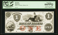 Athens, GA- The Bank of Athens $1 G2a Proof