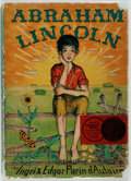 Books:Children's Books, Ingri & Edgar Parin D'Auglaire. Abraham Lincoln. Doubleday, Doran & Company, 1940. First edition. Stone lithogra...