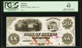 Obsoletes By State:Georgia, Athens, GA- Bank of Athens $20 Proof. ...