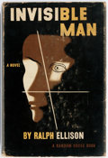 Books:Americana & American History, Ralph Ellison. Invisible Man. Random House, 1952. Seventhprinting. Publisher's original cloth and price-clipped...