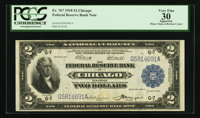 Fr. 767 $2 1918 Federal Reserve Bank Note PCGS Apparent Very Fine 30