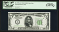 Small Size:Federal Reserve Notes, Fr. 1956-K* $5 1934 Federal Reserve Note. PCGS Choice New 63PPQ.. ...