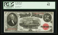 Large Size:Legal Tender Notes, Fr. 60 $2 1917 Legal Tender PCGS New 62.. ...