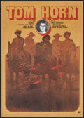 """Movie Posters:Western, Tom Horn (SPF, 1983). Czech Poster (11.5"""" X 16""""). Western.. ..."""