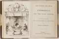 Books:Children's Books, George Cruikshank. George Cruikshank's Fairy Library. Cinderellaand the Glass Slipper. David Bogue, [n.d., circ...