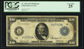 Fr. 1024 $50 1914 Federal Reserve Note PCGS Very Fine 25