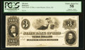 Obsoletes By State:Ohio, Elyria, OH- The State Bank of Ohio, Lorain Branch $3 G722 Wolka 1077-15 Proof. ...
