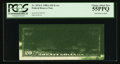 Error Notes:Ink Smears, Fr. 2076-E $20 1988A Federal Reserve Note. PCGS Choice About New55PPQ.. ...