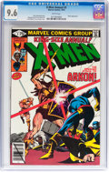 Modern Age (1980-Present):Superhero, X-Men Related CGC-Graded Comics Plus Group (Marvel, 1979-2006)....(Total: 8 Comic Books)