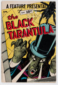 Golden Age (1938-1955):Horror, Feature Presentation #5 (#1) The Black Tarantula (Fox, 1950)Condition: FN+....