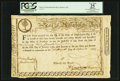 Colonial Notes:Massachusetts, State of Massachusetts Bay £75 Treasury Certificate April 26, 1779Anderson MA-18 PCGS Apparent Very Fine 25.. ...