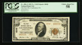 National Bank Notes:Pennsylvania, Coudersport, PA - $10 1929 Ty. 2 The First NB Ch. # 4948. ...