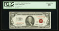 Small Size:Legal Tender Notes, Fr. 1550* $100 1966 Legal Tender Note. PCGS Extremely Fine 45.. ...