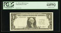 Error Notes:Missing Third Printing, Fr. 1913-J $1 1985 Federal Reserve Note. PCGS Very Choice New 64PPQ.. ...