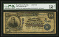 National Bank Notes:Florida, Key West, FL - $10 1902 Date Back Fr. 617 The Island City NB Ch. #(S)7942. ...