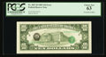 Error Notes:Third Printing on Reverse, Fr. 2027-H $10 1985 Federal Reserve Note. PCGS Choice New 63.. ...