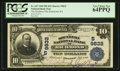 National Bank Notes:Kentucky, Richmond, KY - $10 1902 Plain Back Fr. 627 The Southern NB Ch. #(S)9832. ...