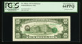 Error Notes:Third Printing on Reverse, Fr. 2024-L $10 1977A Federal Reserve Note. PCGS Very Choice New 64PPQ.. ...